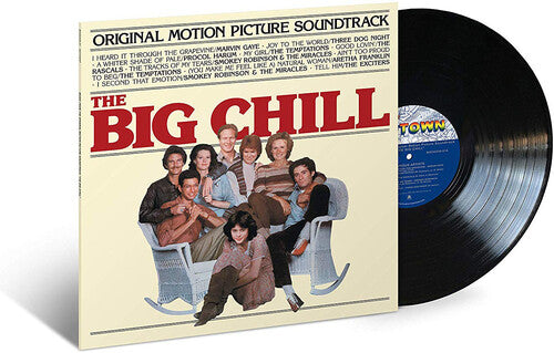 Various Artists: The Big Chill (Original Motion Picture Soundtrack)