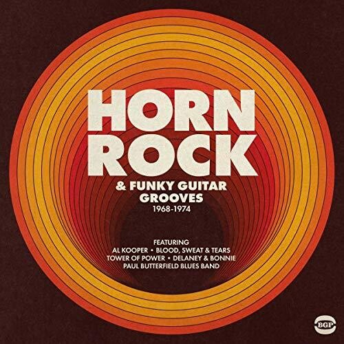 Various Artists: Horn Rock & Funky Guitar Grooves 1968-1974 / Various