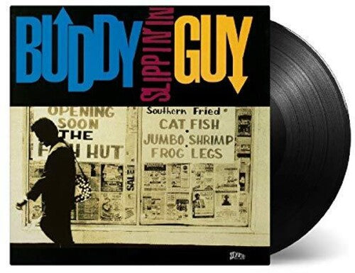 Buddy Guy: Slippin In