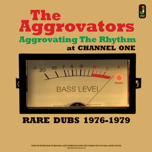 The Aggrovators: Aggrovating The Rhythm At Channel One