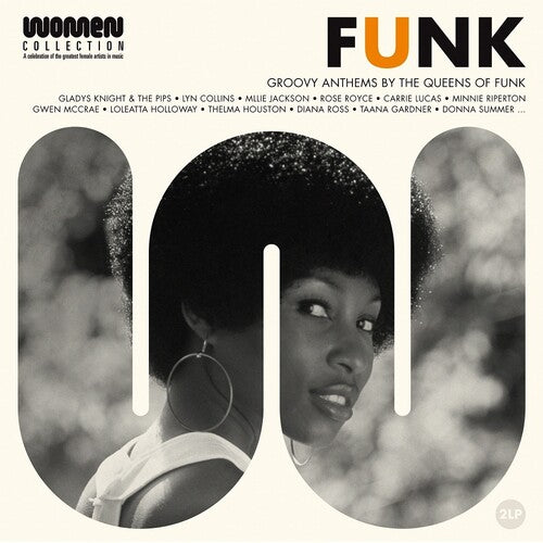 Various Artists: Funk Women / Various