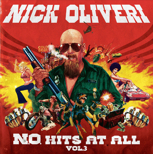 Nick Oliveri: N.o. Hits At All 3