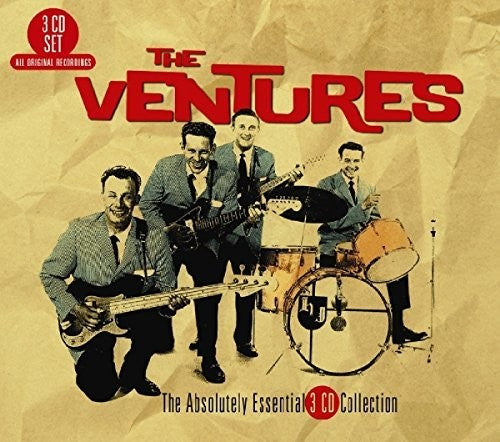 The Ventures: Absolutely Essential 3 CD Collection