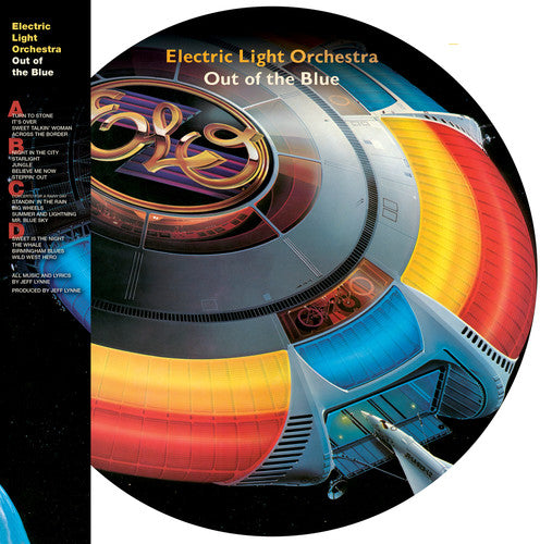 Elo ( Electric Light Orchestra ): Out Of The Blue