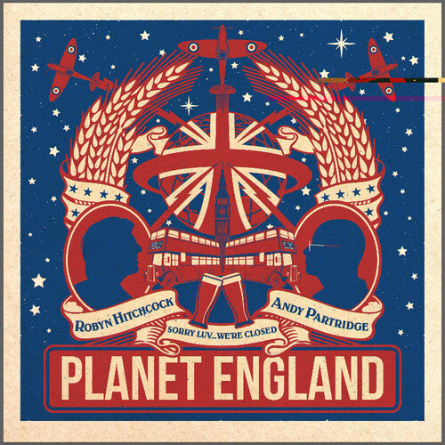Hitchcock, Robyn / Partridge, Andy: Planet England