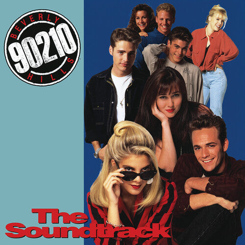 Various Artists: Beverly Hills, 90210: The Soundtrack