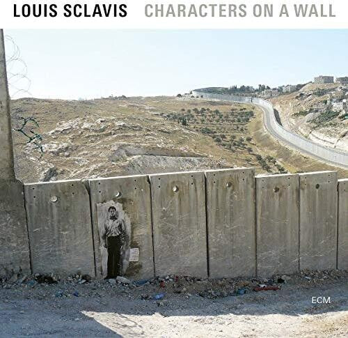 Sclavis, Louis / Moussay, Benjamin / Murcia, Sarah: Characters On A Wall