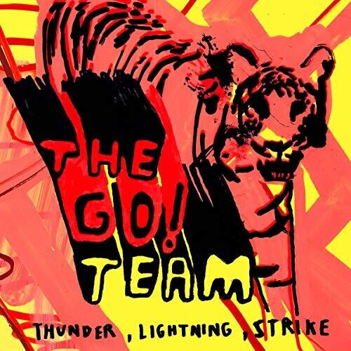 Go Team: Thunder Lightning Strike