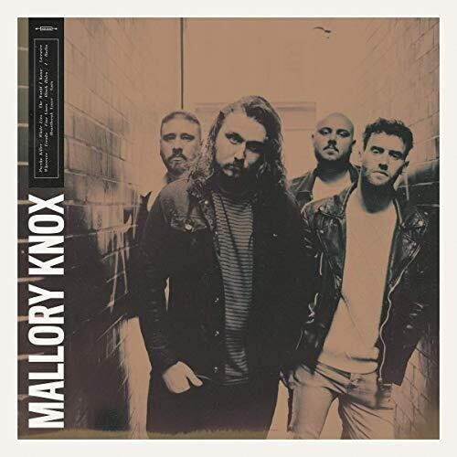 Mallory Knox: Mallory Knox (Gold Colored Vinyl)