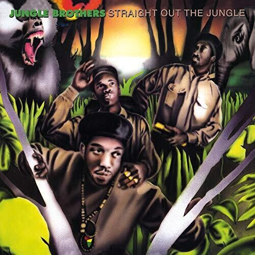 Jungle Brothers: Straight Out The Jungle