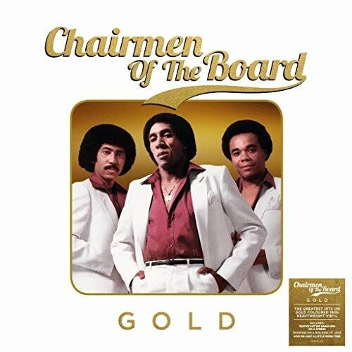 Chairmen of the Board: Gold