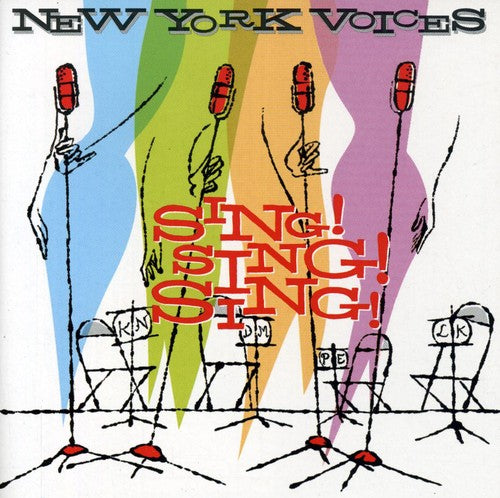 New York Voices: Sing, Sing, Sing