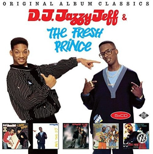 DJ Jazzy Jeff & the Fresh Prince: Original Album Classics