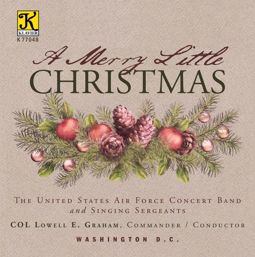 Various Artists: Merry Little Christmas