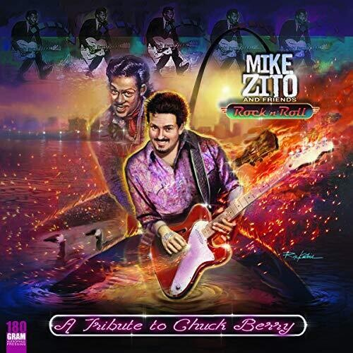 Mike Zito: Tribute To Chuck Berry