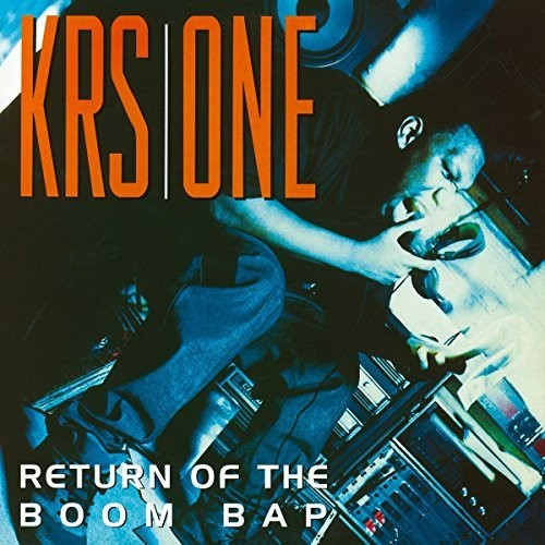 Krs-One & Marley Marl: Return Of The Boom Bap