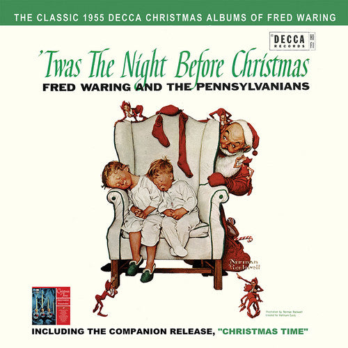 Waring, Fred & the Pennsylvanians: 'Twas the Night Before Christmas / Christmas Time