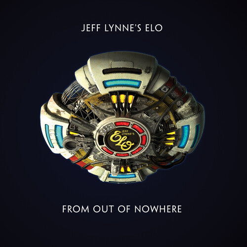Jeff Lynne ( Jeff Lynne's Elo ): From Out Of Nowhere