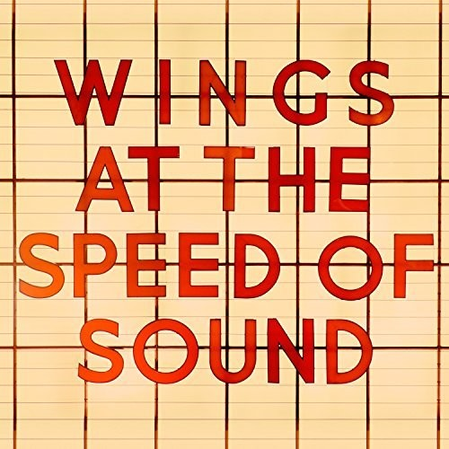 Paul McCartney & Wings: At The Speed Of Sound