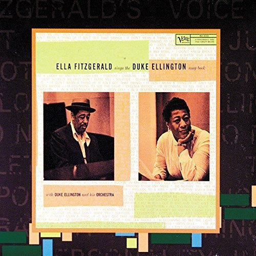 Ella Fitzgerald: Sings The Duke Ellington Songbook