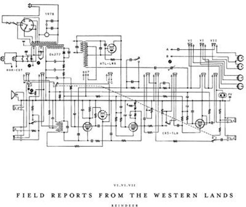 James Reindeer: Field Reports From The Western Lands