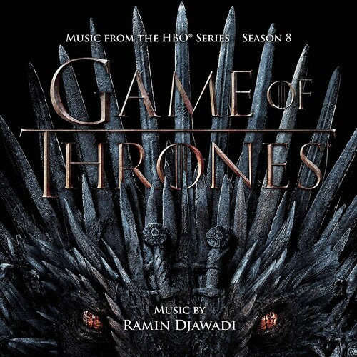 Ramin Djawadi: Game Of Thrones: Season 8 (Selections from the HBO Series) (The IronThrone Version)