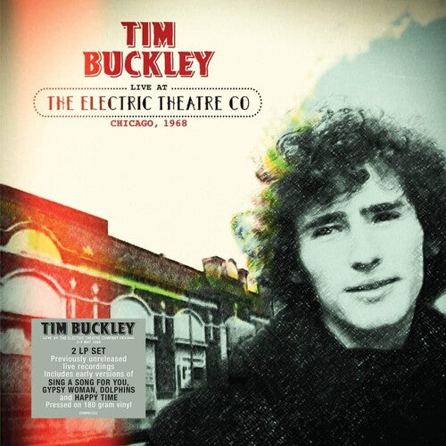 Tim Buckley: Live At The Electric Theatre Co Chicago 1968