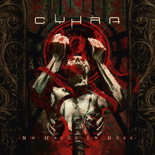 Cyhra: No Halos In Hell [Digipak]