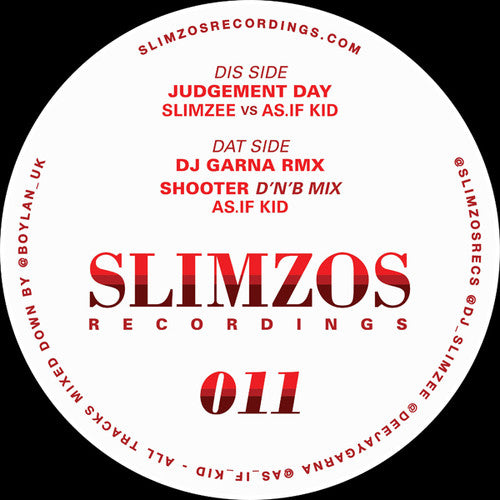 Various Artists: Judgement Day (Various Artists)