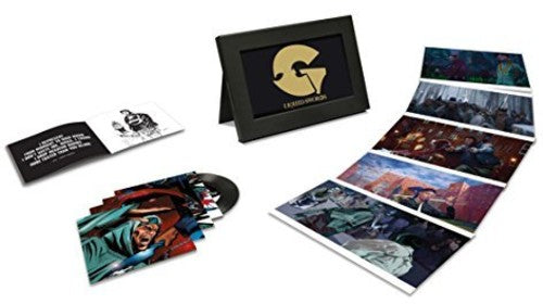 Gza: Liquid Swords: The Singles Collection