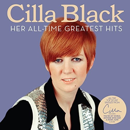 Cilla Black: Her All-Time Greatest Hits