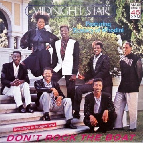 Midnight Star: Dont Rock The Boat / Snake In The Grass