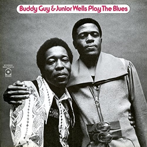 Guy, Buddy / Wells, Junior: Play The Blues