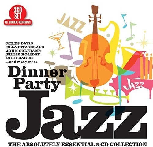 Various Artists: Dinner Party Jazz / Various