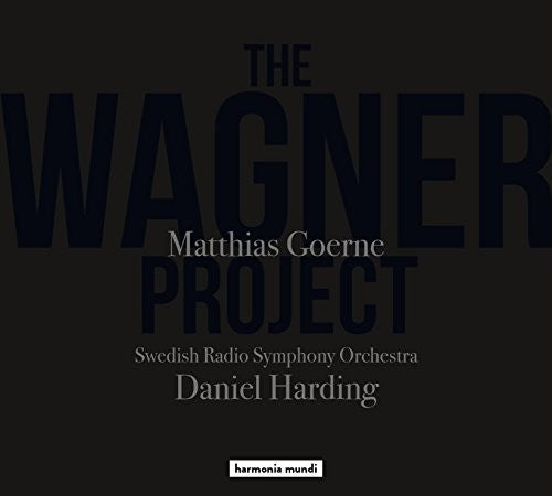 Matthias Goerne: Wagner Project - of Gods Men & Redemption