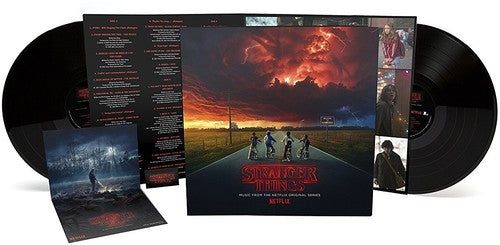 Various Artists: Stranger Things: Seasons One and Two (Music From the Netflix Original Series)