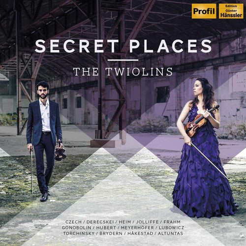 Diverse / Twionlins: Secret Places