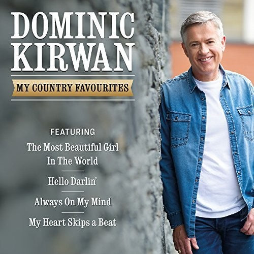 Dominic Kirwan: My Country Favourites