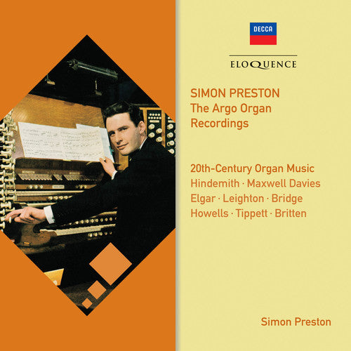 Simon Preston: 20th Century Organ Music