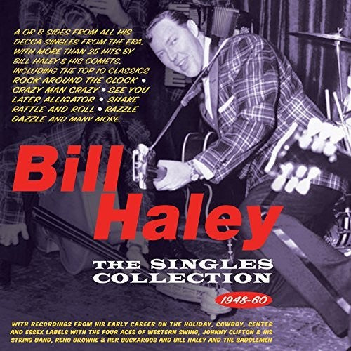 Bill Haley: Singles Collection 1948-60