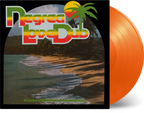 Linval Thompson: Negrea Love Dub [Orange Colored Vinyl]