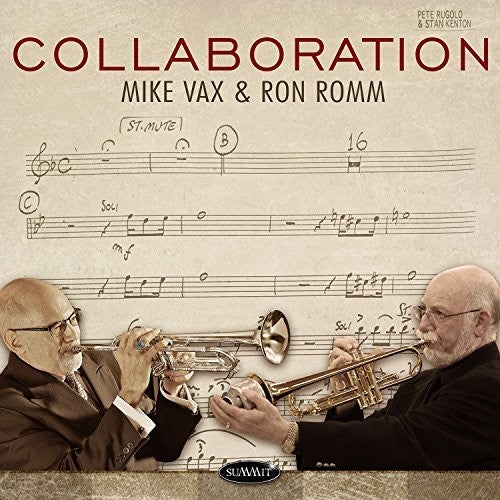 Vax, Mike / Romm, Ron: Collaboration