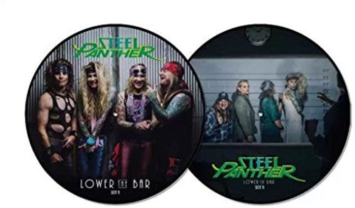 Steel Panther: Lower The Bar (bitchin' Edition Picture Disc)