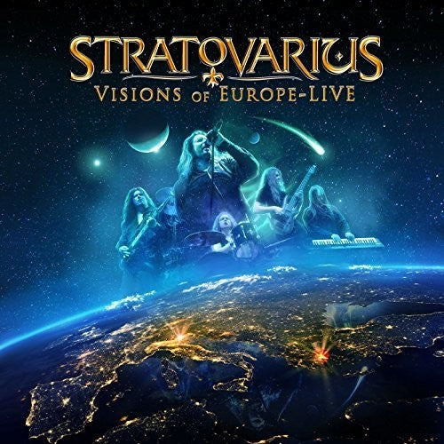 Stratovarius: Visions Of Europe (Live)