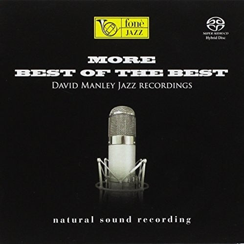 David Jazz Recordings Manley: More Best Of The Best