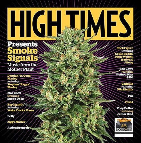 Various Artists: High Times Presents Smoke Signals / Various