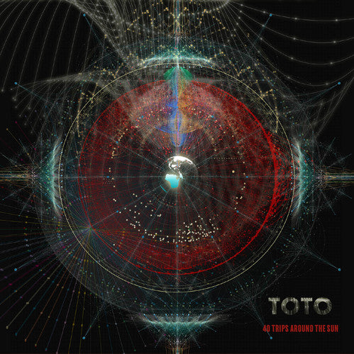 Toto: Greatest Hits - 40 Trips Around The Sun