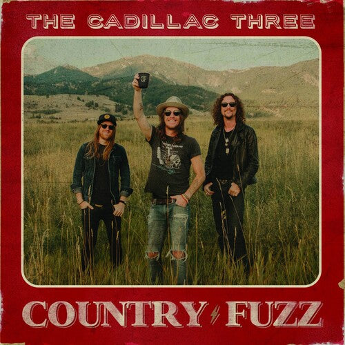 The Cadillac Three: COUNTRY FUZZ