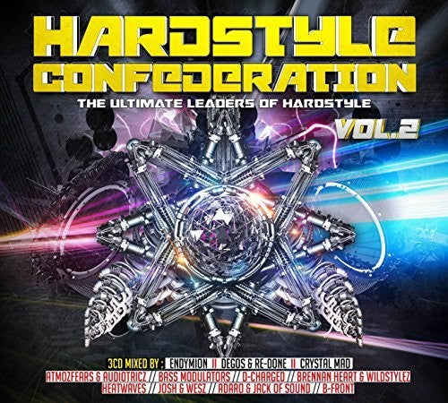 Various Artists: Hardstyle Confederation Vol 2 / Various