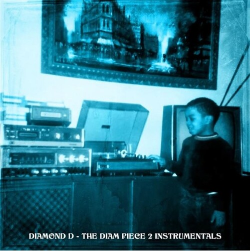 Diamond D: The Diam Piece 2: Instrumentals